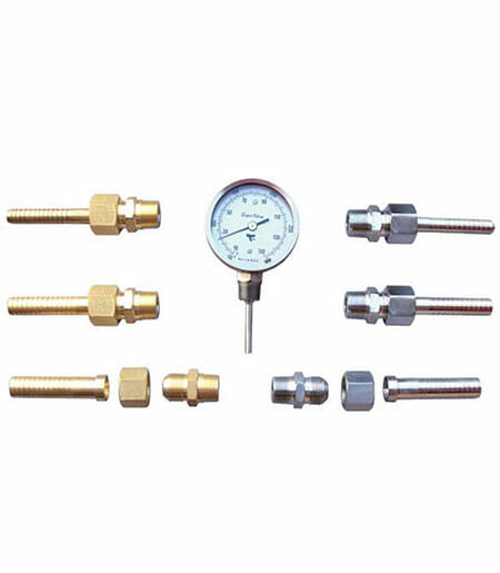 Mixer Adapters & Temperature Gauges