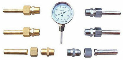 Mixer Adapters & Temperature Gauges