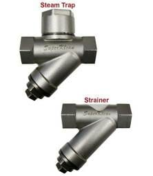 Steam Trap & Strainer