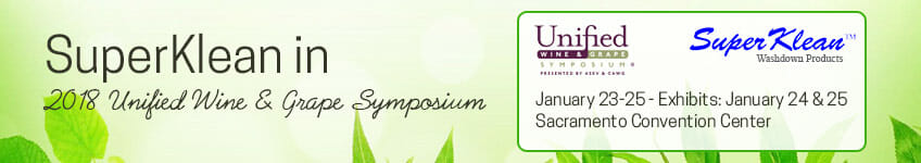 Unified Wine and Grape 2018 Symposium