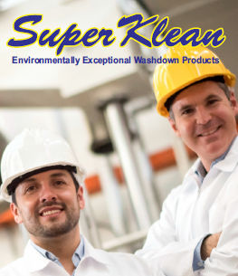 Washdown Products – Cleaning and Sanitizing Industries Across the World