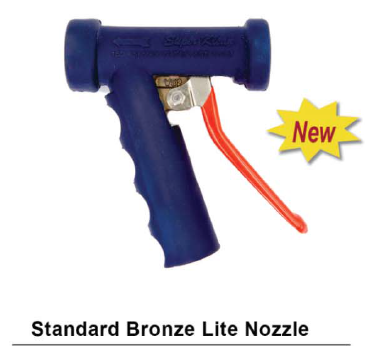 "Standard ""Lite"" Spray Nozzles"