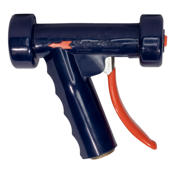 Hot water nozzle