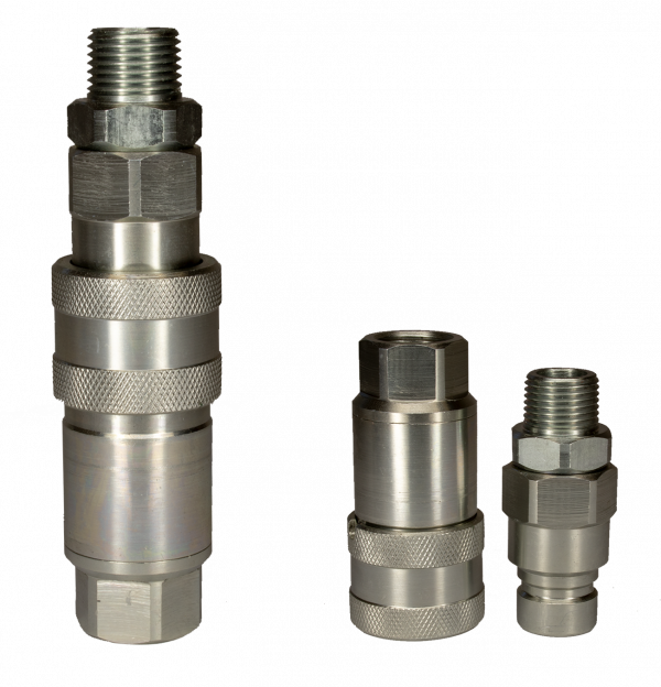 8-HY Series Quick-Connect Fittings