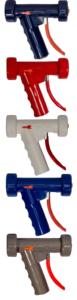 Standard heavy duty hose nozzle
