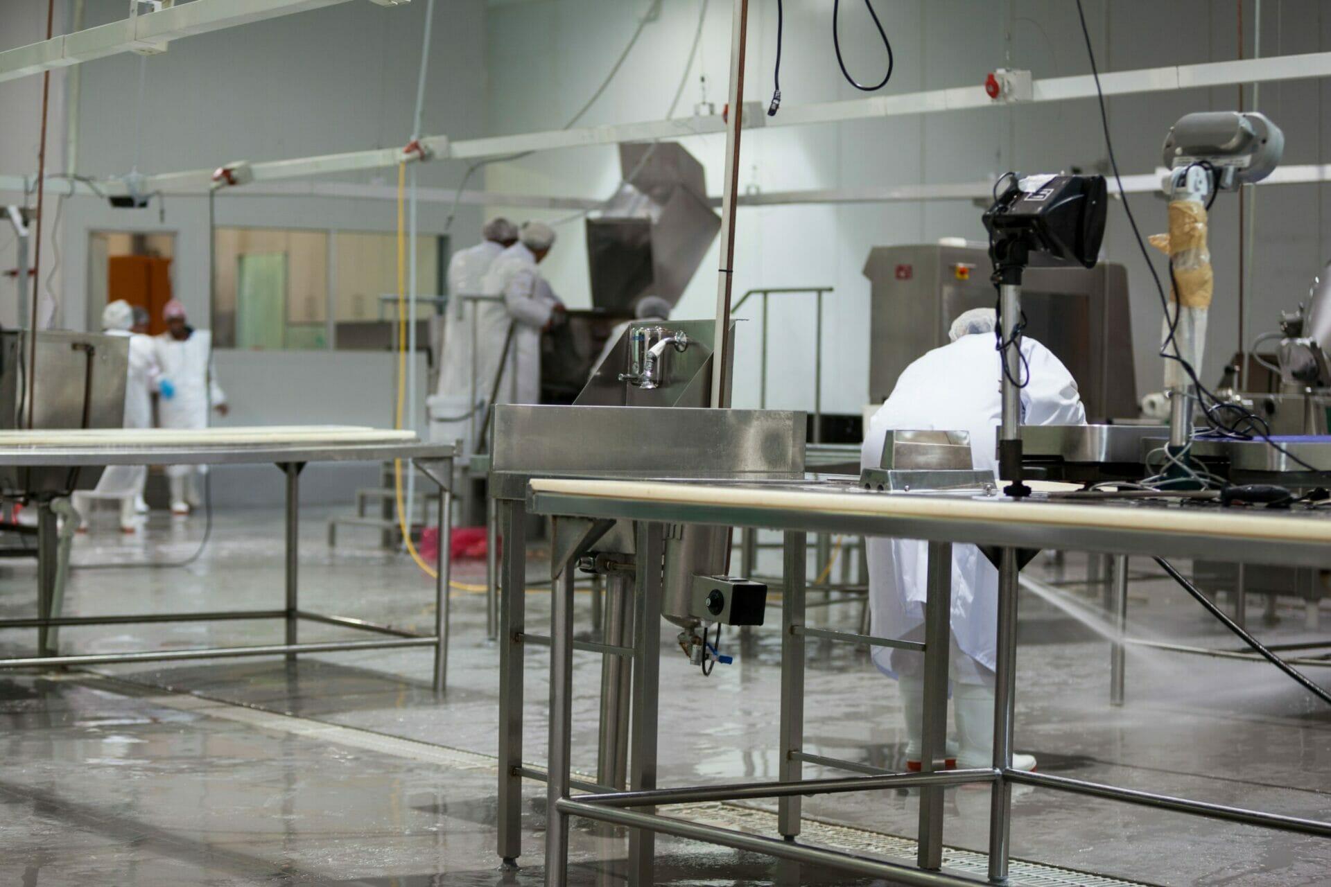 factory steam water mixer